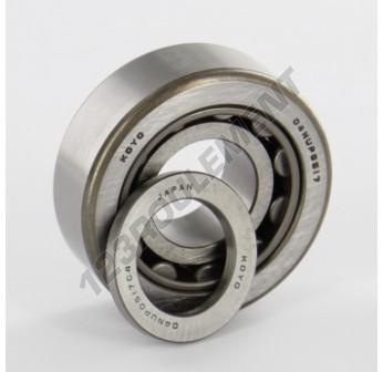 04NUP0517C4-KOYO - 20x47x17 mm
