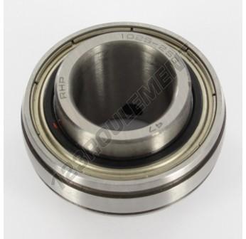 1025-25DECG-RHP - 25x52x15 mm