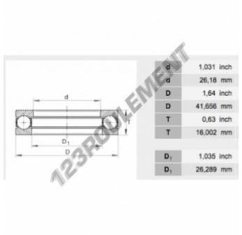 10Y03 - 26.18x41.66x16 mm