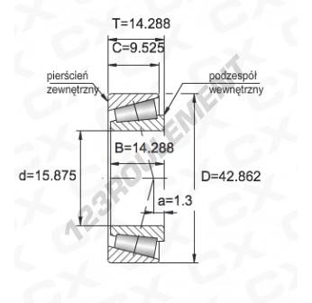 11590-11520 - 15.88x42.86x14.29 mm