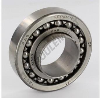 1207-M-FAG - 35x72x17 mm