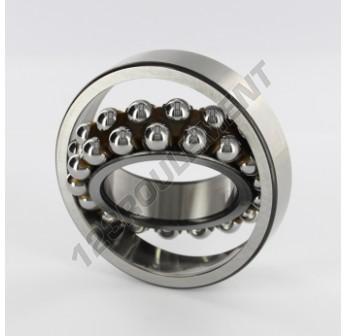 1210-ETN9-C3-SKF - 50x90x20.64 mm