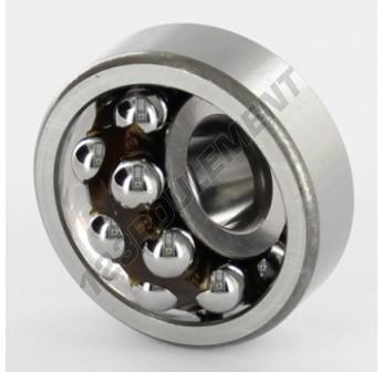 1301-ETN9-SKF - 12x37x12 mm