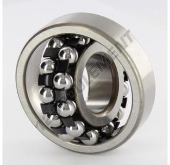 1305-C3-NTN - 25x62x17 mm