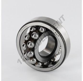 1305-ETN9-SKF - 25x62x17 mm