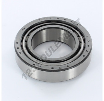 13687-13620-TIMKEN - 38.1x69.01x19.05 mm
