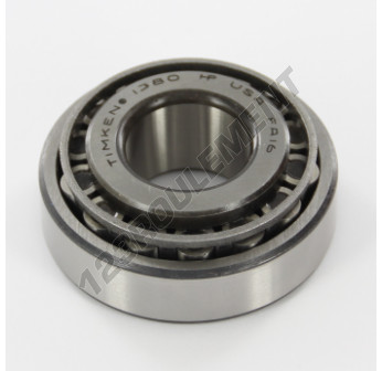 1380-1329-TIMKEN - 22.23x53.98x19.37 mm