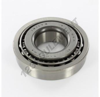 14117A-14276-B-TIMKEN - 30x69.01x7.93 mm