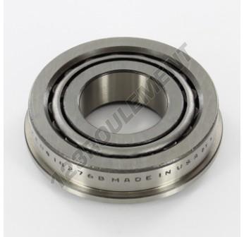 14125A-14276-B-TIMKEN - 31.75x69.01x7.93 mm