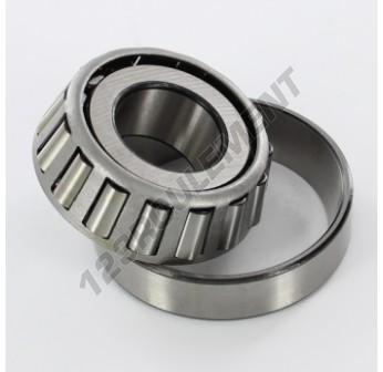 15100SR-15245-TIMKEN - 25.4x61.99x19.05 mm