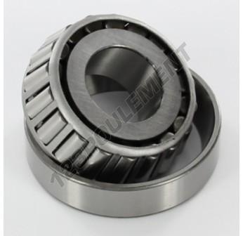 15101-15245-SKF - 25.4x62x19.05 mm