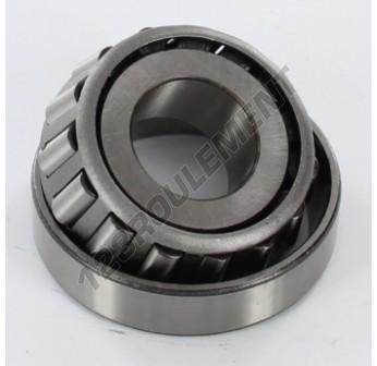 15101-15245-TIMKEN - 25.4x62x19.05 mm