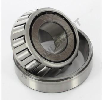 15101-15250X-TIMKEN - 25.4x63.5x20.64 mm