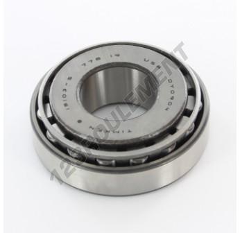 15103S-15243-TIMKEN - 26.16x61.91x19.05 mm