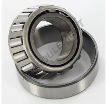 15125-15244-TIMKEN - 31.75x62x20.64 mm