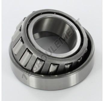 15125-15245-KOYO - 31.75x62x19.05 mm