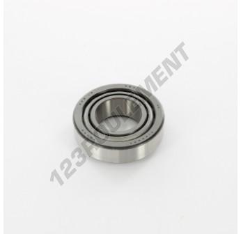 15125-15250-TIMKEN - 31.75x63.5x20.64 mm