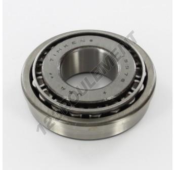 15578-15520-B-TIMKEN - 25.4x57.15x7.94 mm