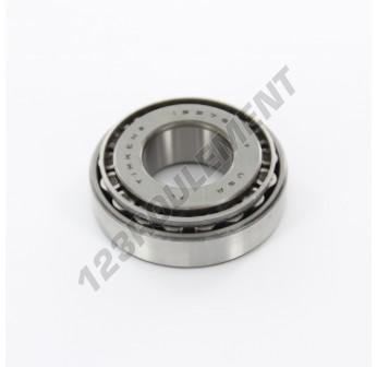 15578-15520-TIMKEN - 25.4x57.15x17.46 mm