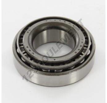 15590-15520-TIMKEN - 28.58x57.15x17.46 mm