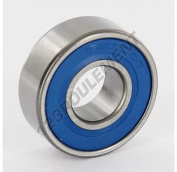 15BCD107 - 15x35x12.7 mm