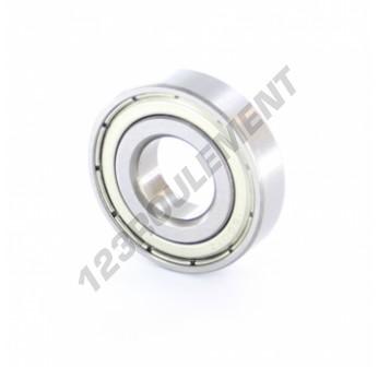 16001-ZZ-ZEN - 12x28x7 mm