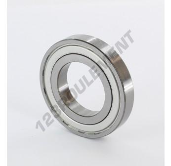 16006-ZZ-C3-FAG - 30x55x9 mm