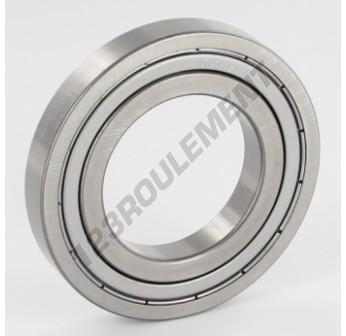 16007-ZZ-NKE - 35x62x9 mm