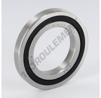 16008-2RS-INOX - 40x68x9 mm