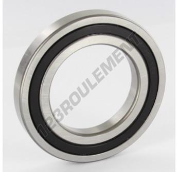 16009-2RS-NKE - 45x75x10 mm