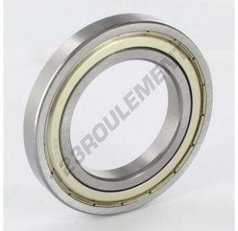 16009-ZZ - 45x75x10 mm