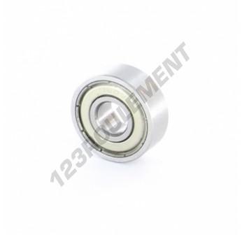 1602-ZZ-ZEN - 6.4x17.5x6.35 mm