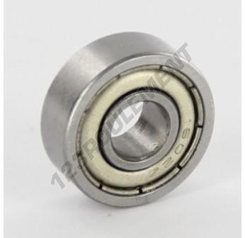 1602-ZZ - 6.35x17.46x6.35 mm