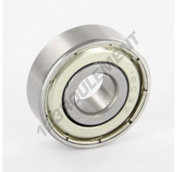1603-ZZ - 7.9x22.23x7.15 mm