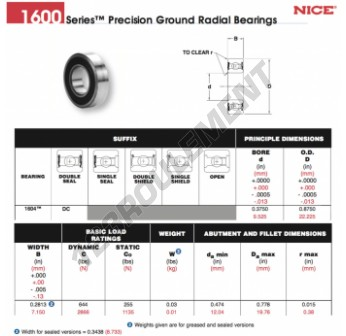 1604-DC-NICE - 9.53x22.23x8.73 mm