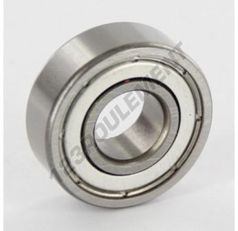 1606-ZZ - 9.33x23.02x7.94 mm