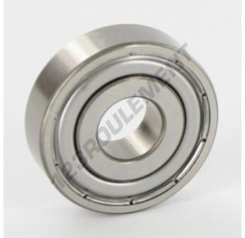 16100-ZZ-SKF - 10x28x8 mm