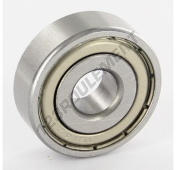 1614-ZZ - 9.53x28.58x9.53 mm