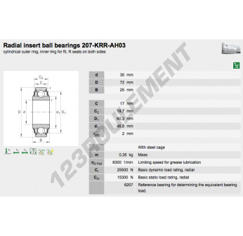 207-KRR-AH03-INA - 35x72x25 mm