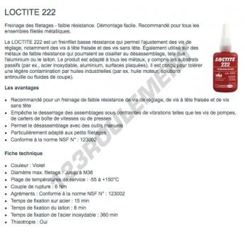 222-10ML-LOCTITE