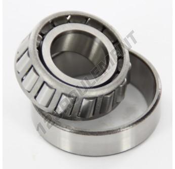 30203-TIMKEN - 17x40x13.25 mm