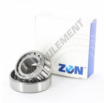 30204-ZEN - 20x47x15.25 mm