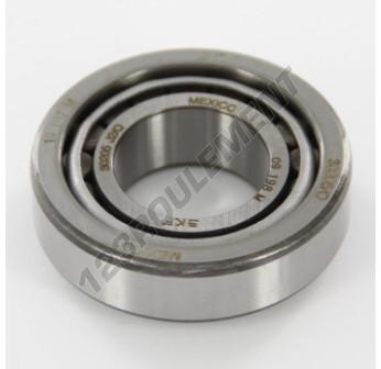 30205-J2-Q-SKF - 25x52x16.25 mm