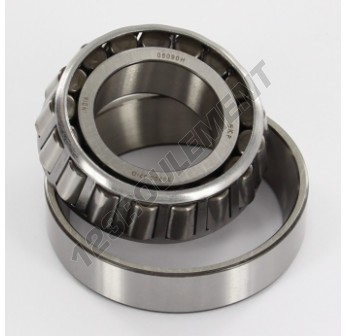 30206-J2-Q-SKF - 30x62x17.25 mm