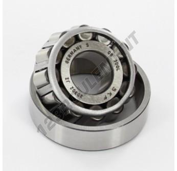 30302-J2-SKF - 15x42x14.25 mm