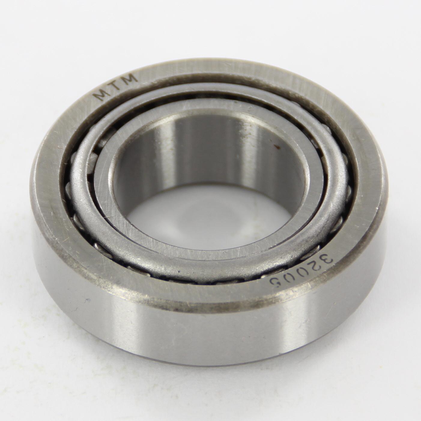 32006 Roulement à rouleaux coniques 30X55X17 mm