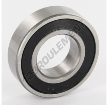 60-22-2RS-C3 - 22x44x12 mm