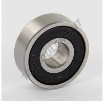 6000-2RS-INOX - 10x26x8 mm