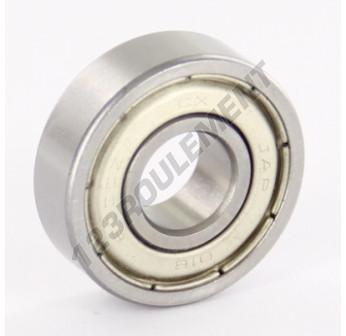 6000-ZZ - 10x26x8 mm