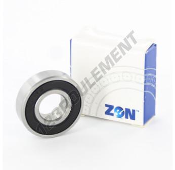6001-2RS-ZEN - 12x28x8 mm